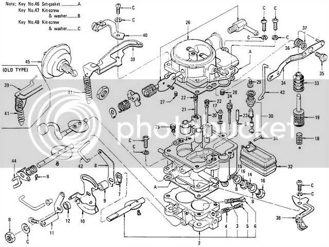 Datsun 521 Hitachi Carb Diagram Wiring Schematic Diagram