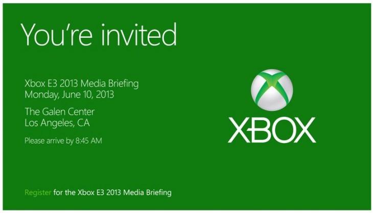 Microsoft Starts Sending Invitation For Its Pre-E3 Xbox Press Event
