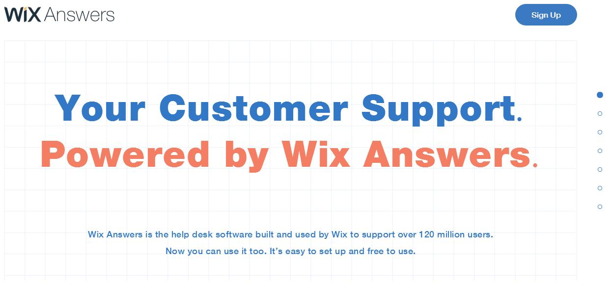 Meet WIX Answers, The All-In-One Customer Support Solution - I2Mag