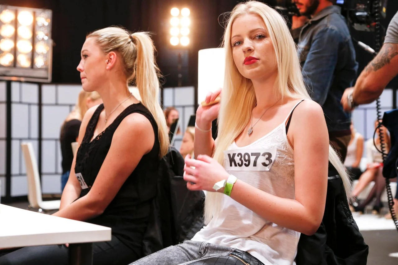 Das Germany S Next Topmodel Casting 2015 In Köln Staffel 10