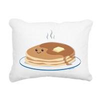 Pancake Pillows, Pancake Throw Pillows & Decorative Couch ...