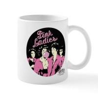 Pink Ladies Coffee Mugs | Pink Ladies Travel Mugs - CafePress