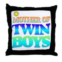 Twin Boys Pillows, Twin Boys Throw Pillows & Decorative ...