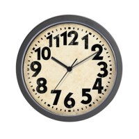 Numbers Clocks