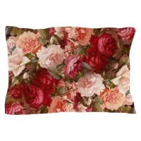 Floral Pillow Covers   Pillow Cases   Throw Pillow Covers ...