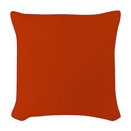 Burnt Orange Pillows, Burnt Orange Throw Pillows