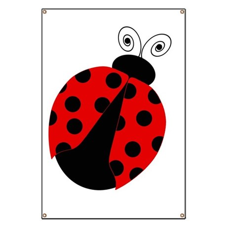 lady bug design - Pinarkubkireklamowe