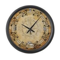 Weasley Clocks | Weasley Wall Clocks | Large, Modern ...