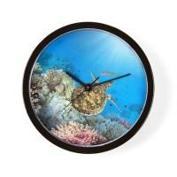 Sea Turtle Wall Clock by BestGear