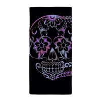 Sugar Skull Bathroom Accessories & Decor - CafePress