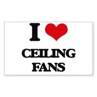Ceiling Fan Bumper Stickers | Car Stickers, Decals, & More