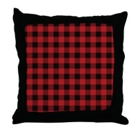Red Flannel Pillows, Red Flannel Throw Pillows ...