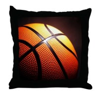 Basketball Ball Pillows, Basketball Ball Throw Pillows ...
