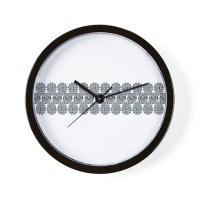 Wide Diamond Bracelet Wall Clock by ADMIN_CP110479534