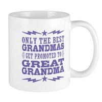Great Grandma Mug by tees2014