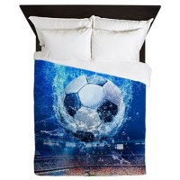 Soccer Bedding | Soccer Duvet Covers, Pillow Cases & More!
