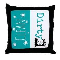 Clean Dirty Pillows, Clean Dirty Throw Pillows ...