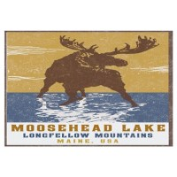 Moosehead Lake Wall Art | Moosehead Lake Wall Decor