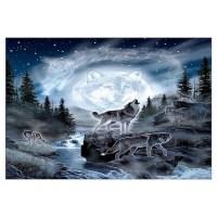 Wolf Wall Art | Wolf Wall Decor