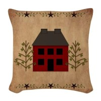 Primitive Pillows, Primitive Throw Pillows & Decorative