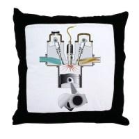 Cylinder Pillows, Cylinder Throw Pillows & Decorative ...