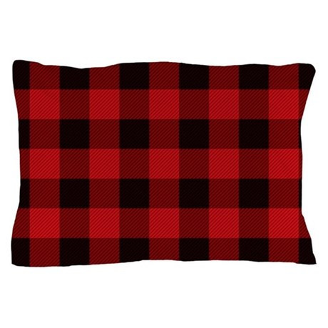 Cottage Buffalo Plaid Lumberjack Pillow Case by ADMIN