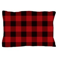 Cottage Buffalo Plaid Lumberjack Pillow Case by ADMIN ...