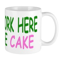 Office Slut Coffee Mugs | Office Slut Travel Mugs - CafePress
