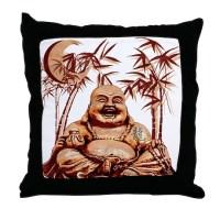 Buddha Pillows, Buddha Throw Pillows & Decorative Couch ...