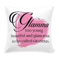 Grandma Pillows, Grandma Throw Pillows & Decorative Couch ...