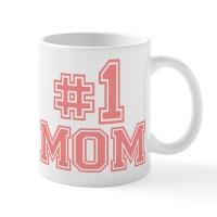 Number 1 Mom Coffee Mugs | Number 1 Mom Travel Mugs ...
