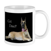 Great Dane Mug by CannDo