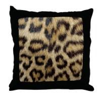 Leopard Print Pillows, Leopard Print Throw Pillows ...