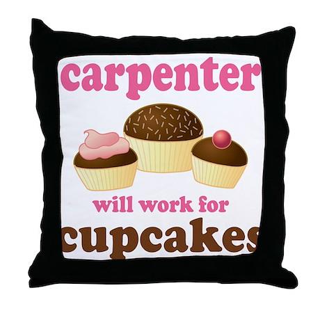 Carpenter Pillows, Carpenter Throw Pillows & Decorative