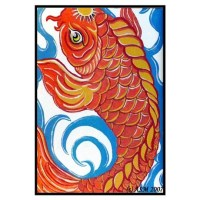 Japanese Koi Wall Decal
