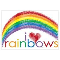 Rainbow Wall Art | Rainbow Wall Decor