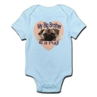 Pug Baby Clothes & Gifts | Baby Clothing, Blankets, Bibs ...
