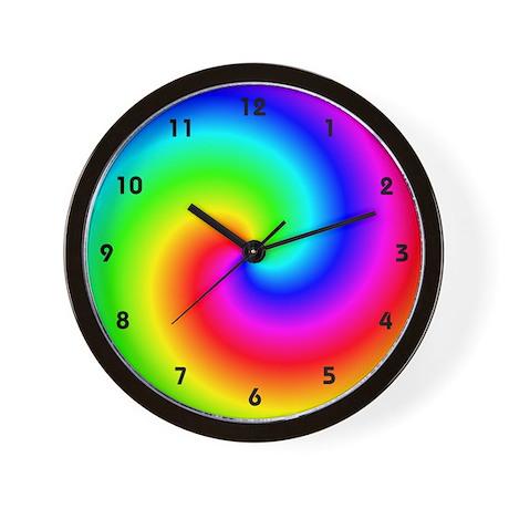 Cool Clocks Wall Clock By Cosmeticplastic