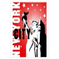 New York City Wall Art Wall Decal