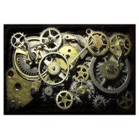 Steampunk Wall Art | Steampunk Wall Decor