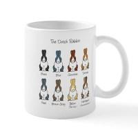 Dutch Bunny Rabbit Coffee Mugs | Dutch Bunny Rabbit Travel ...