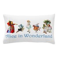 Alice In Wonderland Pillow Case by RooseveltBears
