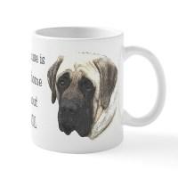 English Mastiff Coffee Mugs | English Mastiff Travel Mugs ...