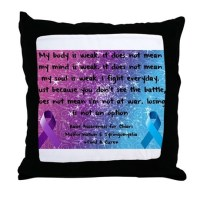 Chiari Malformation Pillows, Chiari Malformation Throw ...