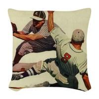 Vintage Sports Pillows, Vintage Sports Throw Pillows ...
