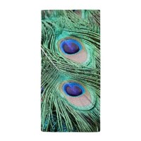 Peacock Feather Bathroom Accessories & Decor - CafePress