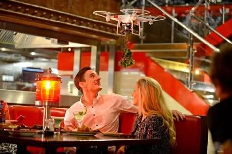 TGI drone attack
