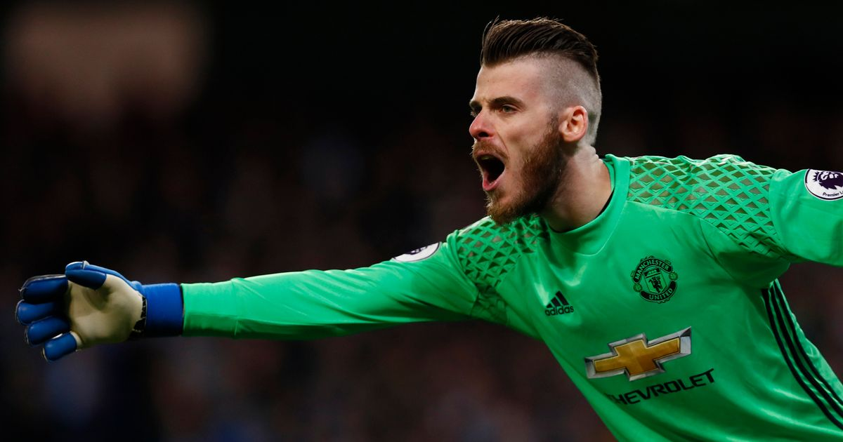 Wallpaper Manchester United Hd David De Gea Tells Real Madrid That He Will Not Force