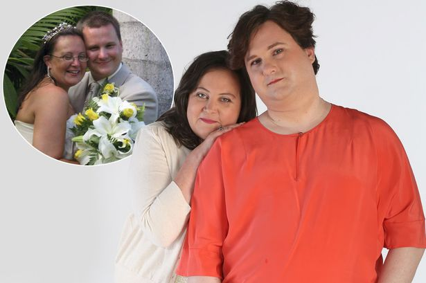 married m2f post op