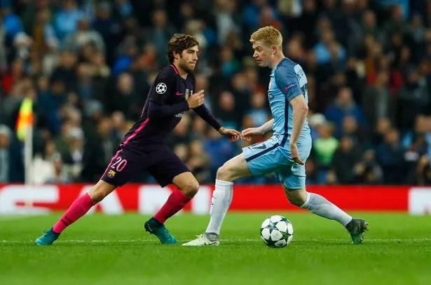 Barcelona V Manchester City Result - LTT